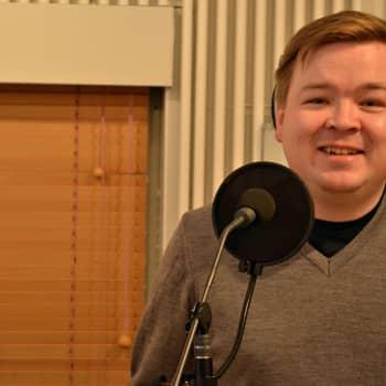 Kuuluttajan vieras: Tuottaja Pekka Vitikka Radio Suomesta