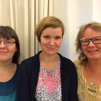 Sari Valto: Yhteys kuolleisiin ja muita yliluonnollisia kokemuksia