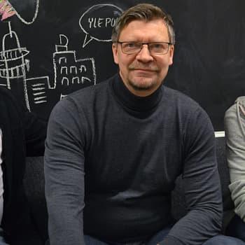 Lindgren & Sihvonen: Vieraana nuoret Leijonat kultaan luotsannut päävalmentaja Jukka Jalonen