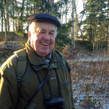 Luontoretki.: Kimmo Aulan 60. talvilintulaskenta