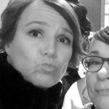 Ystäväkirja: Paula Jokimies ja Sanna Pirkkalainen