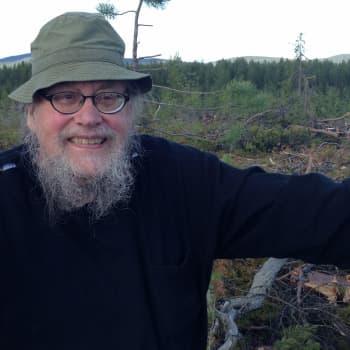 Luontoretki.: Luontokuvaaja Hannu Hautalan aistit