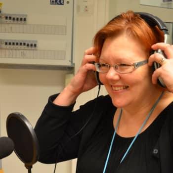 Kuuluttajan vieras: Arkistojulkaisujen koordinaattori Maija Hupli