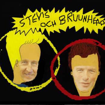 Nittonhundranånting: Stevis och Bruunhead