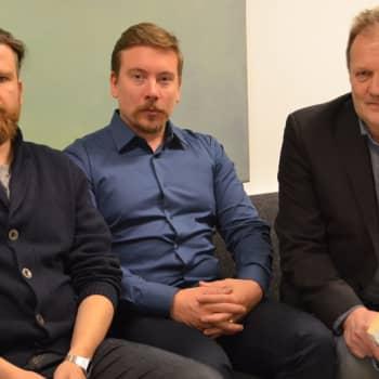 Perttu Häkkinen: Leijonalegioonalaiset