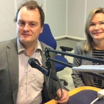 Pia med flera podcast: Varför mår vi så dåligt?