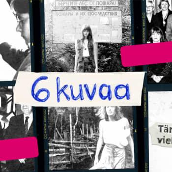 Kuusi kuvaa: Kustantaja Kimmo Pietiläisen kuusi kuvaa