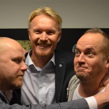 Lindgren & Sihvonen: Lentääkö suomalainen urheilu keihään varassa?