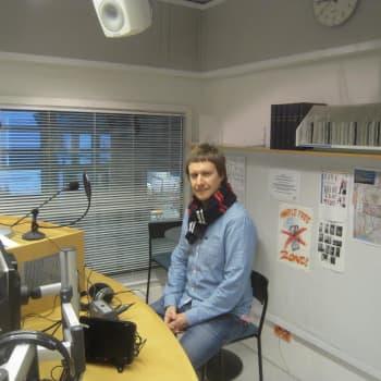 Kuuluttajan vieras: Radio Suomen toimittaja Markus Turunen