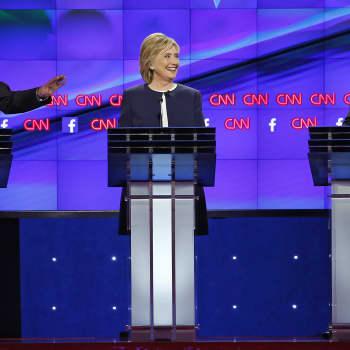 Maailmanpolitiikan arkipäivää: Hillary ja haastajat