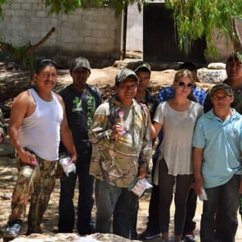 """Maailmankansalaisia: Maija Salmi: """"Väli-Amerikassa ihmisillä ei ole muuta vaihtoehtoa kuin lähteä"""""""