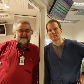 Kuuluttajan vieras: Musiikkitoimittaja Ville Komppa