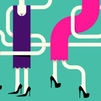 KulttuuriCocktail: Homosuunnittelijat loivat luonnottoman naisihanteen