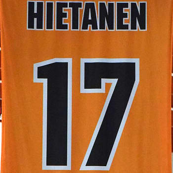 Osa 13: Juha Hietanen #17, HPK