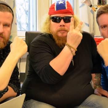 Perttu Häkkinen: Yllytyshulluutta vai sankaruutta?