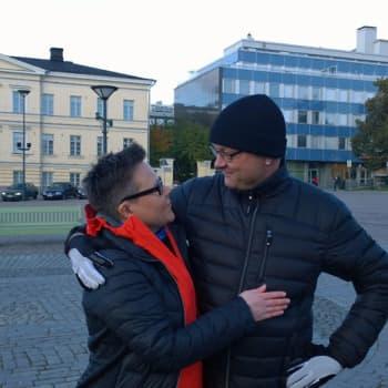 Sunnuntaikävelyllä: Tapio Suominen
