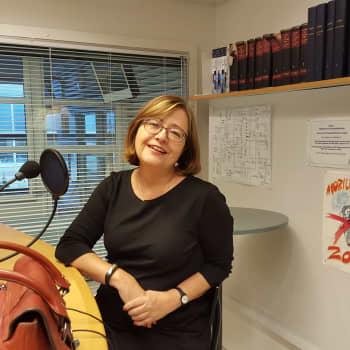 Kuuluttajan vieras: Ylen tuotantokoordinaattori Heidi Kokki