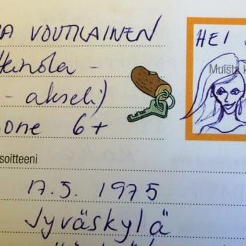 Ystäväkirja: Laura Voutilainen
