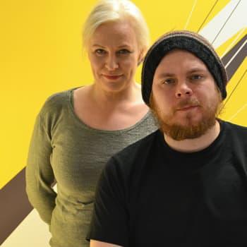 Naurun tasapaino: Koko kansan koomikko - Heli Sutela