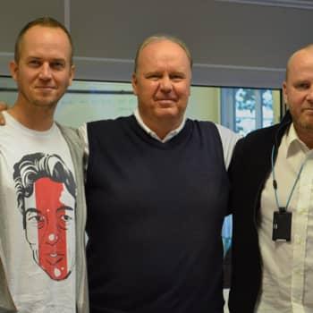 Lindgren & Sihvonen: Voiko lapsesta kasvattaa urheilijan?