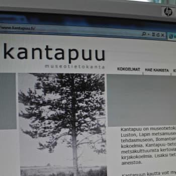 Metsäradio.: Kantapuuohjelma löytyy netistä