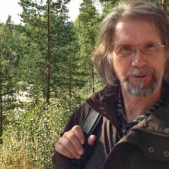 Minna Pyykön maailma: Vaeltaja Jorma Luhta