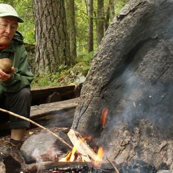 Metsäradio.: Eräopas Kaija Helle