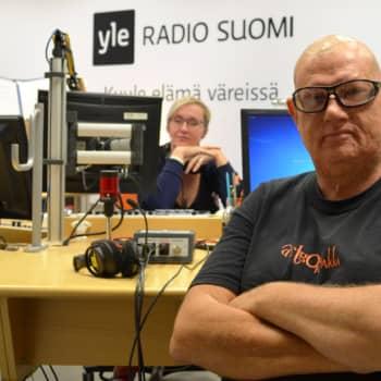 Radio Suomesta poimittuja: Kimmo Oksanen tietää paljon kauneudesta ja rumuudesta