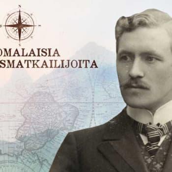 Suomalaisia tutkimusmatkailijoita: Suomalaisia tutkimusmatkailijoita - Rafael Karsten