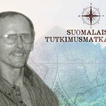 Suomalaisia tutkimusmatkailijoita: Suomalaisia tutkimusmatkailijoita - Pekka Soini