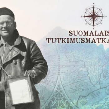 Suomalaisia tutkimusmatkailijoita: Suomalaisia tutkimusmatkailijoita - Väinö Auer