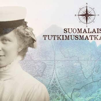 Suomalaisia tutkimusmatkailijoita: Suomalaisia tutkimusmatkailijoita - Hilma Granqvist