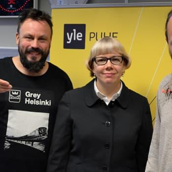 Riku ja Tunna - Docventures: Riku, Tunna ja Elina Grundströn: Sosiaalinen media