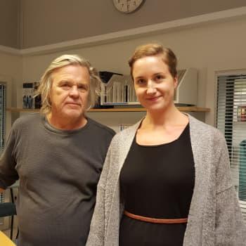 Kuuluttajan vieras: Ohjaaja-käsikirjoittaja Matti Ijäs