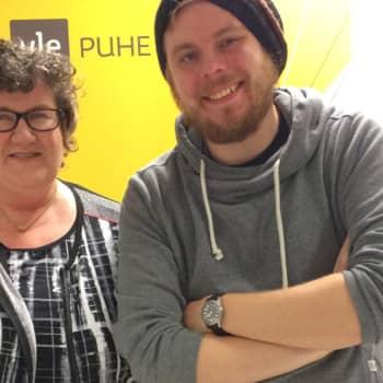 Naurun tasapaino: Anitta Ahonen - Miten henkilökohtaisesta sairaudesta ja tragediasta voi tehdä komiikkaa?