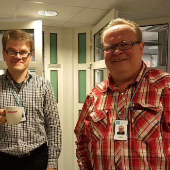 Kuuluttajan vieras: Toimittaja Petteri Löppönen