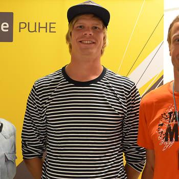 """Mikko """"Peltsi"""" Peltola: Millaista on pyöräkrossi?"""