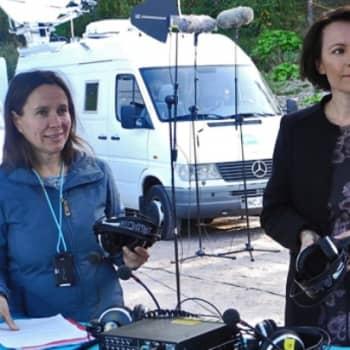 Minna Pyykön maailma: Suomen luonnon päivän suojelija Jenni Haukio