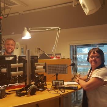 Kuuluttajan vieras: Toimittaja Gungerd Wikholm-Östling