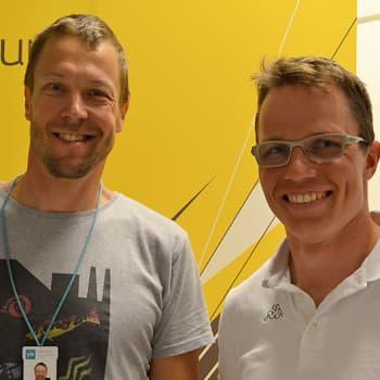 """Mikko """"Peltsi"""" Peltola: Triathlonisti: Mitä vaikeampi kisa, sen mukavampi on tulla maaliin"""