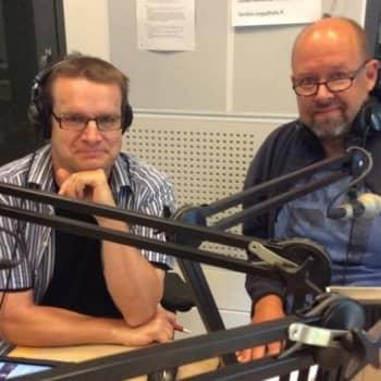 Pia med flera podcast: Gud och kulturen