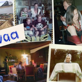 Kuusi kuvaa: Kuusi kuvaa elokuvaohjaaja Saara Cantellin elämästä