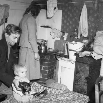 Viikon kirja: Historioitsija Antero Holmila ja Suomi sodan jälkeen. Pelon, katkeruuden ja toivon vuodet 1944-1949