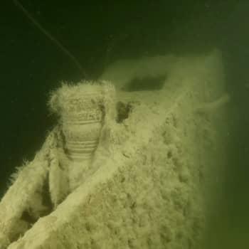 Puheen Päivä: Taas uusi sukellusvenelöytö Itämerellä
