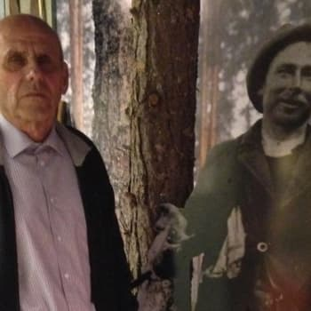 Metsäradio.: Päijänteen erakko Toivo Pylväläinen