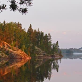 Minna Pyykön maailma: Luonnon kauneuden jäljillä