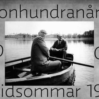 Nittonhundranånting: 1956 PODCAST