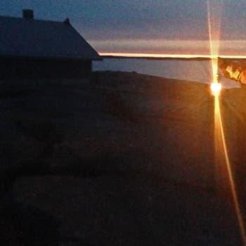 Luontoretki.: Arktikaa Inkoon Smörskärillä