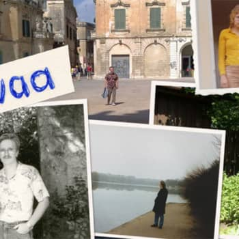 Kuusi kuvaa: Kuusi kuvaa Kari Enqvistin elämästä