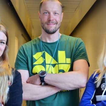 """Mikko """"Peltsi"""" Peltola: Motocrossmimmit: Vähän hullu pitää olla tätä harrastaakseen"""